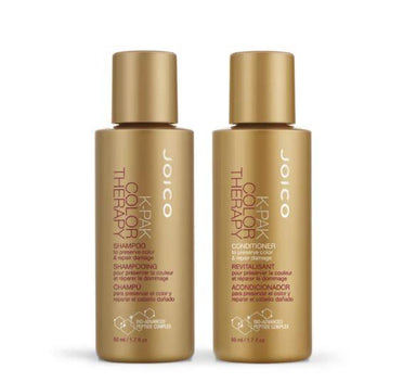 Joico Brazilian Keratin Treatment K-PAK Color Therapy Daily Moisturizing Reconstruction Protection 2x50ml - Joico