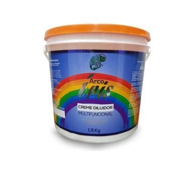 Kamaleão Color Home Care Rainbow Color Fixing Multifunctional Diluting Cream 1,5Kg - Kamaleão Color