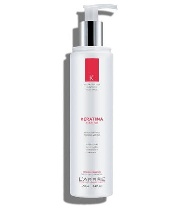 L'ARRËE Brazilian Keratin Treatment Professional Keratin Thermoactive Hair Reconstruction Treatment 250ml - L'arree
