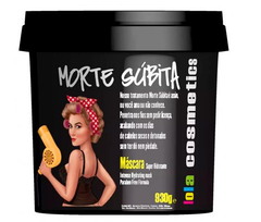Lola Cosmetics Brazilian Hair Treatment Morte Subita Mask 930g - Lola Cosmetics