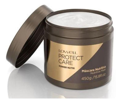 Lowell Hair Mask Professional Dry Hair Nutritive Protect Care Power Nutri Mask 450g - Lowell