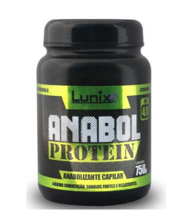 Lunix Hair Mask Anabol Protein Strong Hair Mass Replacement Moisturizing Mask 750g - Lunix