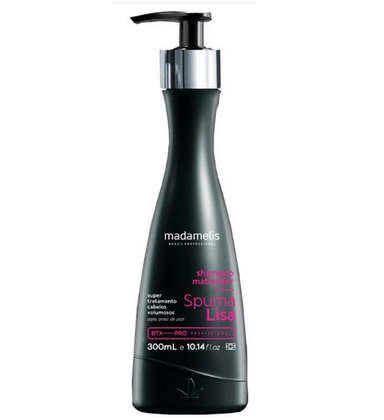 Madame lis Brazilian Keratin Treatment Spumalisa Progressive Brush Nuance Shampoo (blondes) 300ml - Madame Lis
