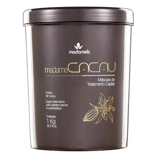 Madame lis Hair Mask Madame Cocoa Treatment Mask 1kg - Madame Lis