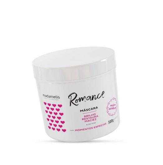 MadameLis Hair Mask Professional Romance Special Moments Shine Soft Treatment Mask 500g - Madamelis