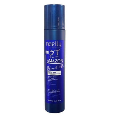Naelly Brazilian Keratin Treatment Blond P2 ST 1000ml - Naelly