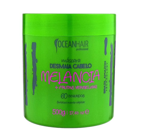 "Ocean Hair Hair Mask Watermelon Mask ""Faints Hair"" 60 seconds 500g - Ocean Hair"