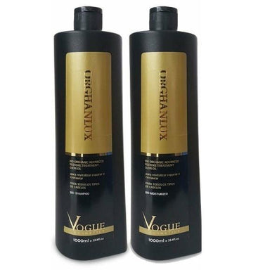 Other Brands Brazilian Keratin Treatment Professional Sealing Progressive Brush Keratin Treatment Orghanlux 2x1L - Vogue