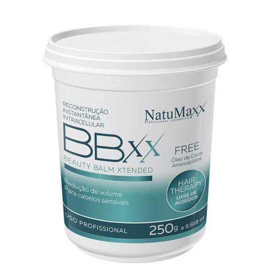 Other Brazilian Keratin Treatment Reconstruction Therapy Coconut Beauty Balm Xtended Free BBXX 250g - Natumaxx
