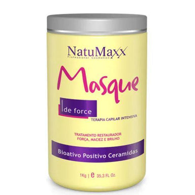 Other Hair Mask De Force Positive Bioactive Ceramides Intensive Therapy Maque 1Kg - Natumaxx