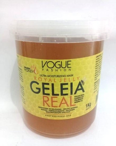 Other Hair Mask Moisturizing Royal Jelly Gelatin Keratin Collagen Argan Mask 1Kg - Vogue Fashion