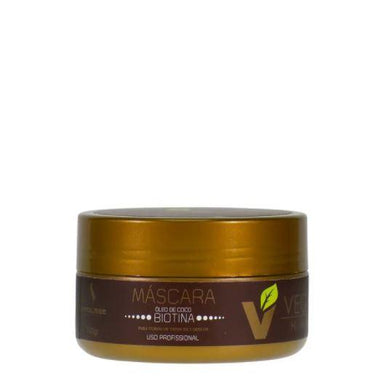 Other Hair Mask Reconstruction Nourishing Organic Vegan Hair Biotin Coconut Mask 300g - Prolisse