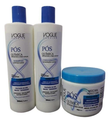 Other Home Care Post Chemistry Home Care Maintenance Treatment Kit 3x500 - Vogue Fashion