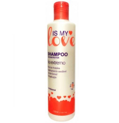 Plancton Professional Brazilian Keratin Treatment Is My Love Extreme Smooth Blend Protein Shampoo 250ml - Plancton Professional