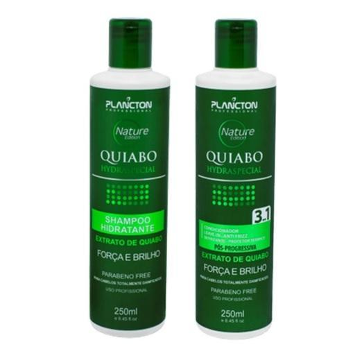Okra Post Progressive Treatment Special Hydra 2x250ml - Plancton Professional