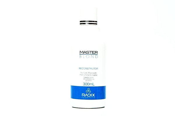 Radix Brazilian Hair Treatment SOS  Blond Reconstructor Master Blond 300ml - Radix