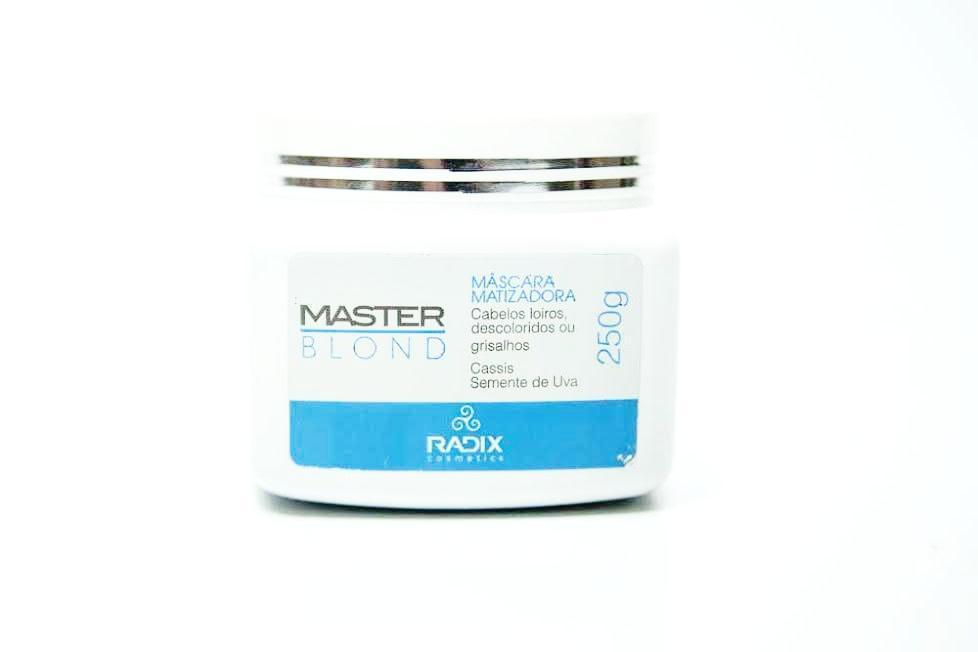 Radix Hair Mask Master Blond Toning Mask 250g - Radix