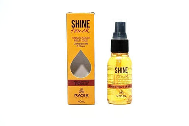 Radix Hair Oil Multi Oils (6 oils) Shine Touch 40ml - Radix