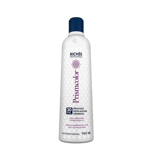 Discoloration Prismcolor Revealing Hair Emulsion 30 Volumes 900ml - Richée