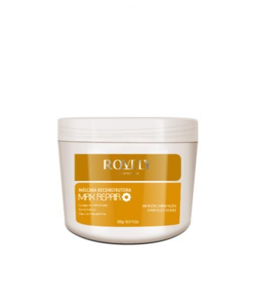 Professional Max Repair Home Care Maintenance Hair Treatment Mask 300g - Rovely