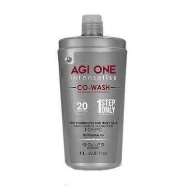 Soller Brazilian Keratin Treatment Agi One Intenseliss Co Wash Treatment 1L - Soller
