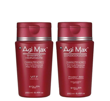 Soller Home Care Agi Max Home Care Maintenance Shampoo & Conditioner - Soller