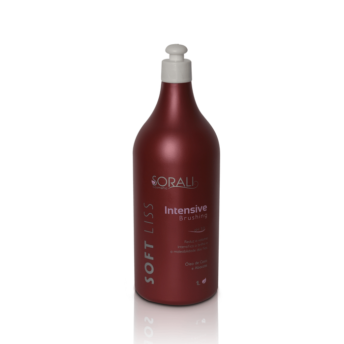 Sorali Brazilian Keratin Treatment Soft Liss Intensive Hair Brushing - Sorali