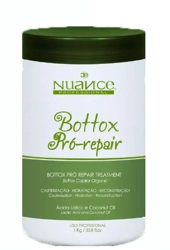 The Keratin Store Bottox Pro Repair No Formol 1kg - Nuance