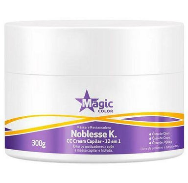 The Keratin Store Noblesse Mask 300g - Magic Color