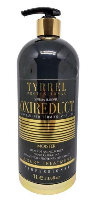 Tyrrel Brazilian Keratin Treatment Oxirreduct 1L - Tyrrel