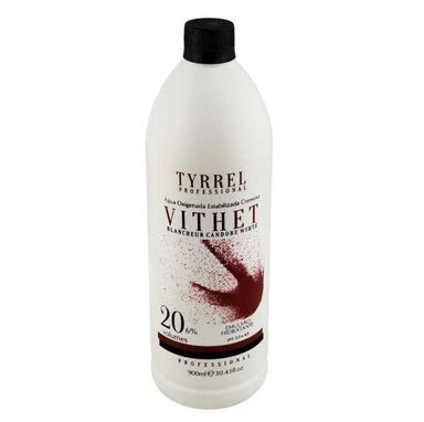 Tyrrel Brazilian Keratin Treatment Vithet Discoloration Creamy Stabilized Hydrogen Peroxide OX 20Vol. 900g - Tyrrel