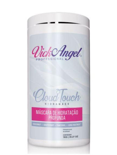 Vick Angel Hair Mask Professional Deep Touch Cloud Hydration Luna Matrix Mask 1Kg - Vick Angel