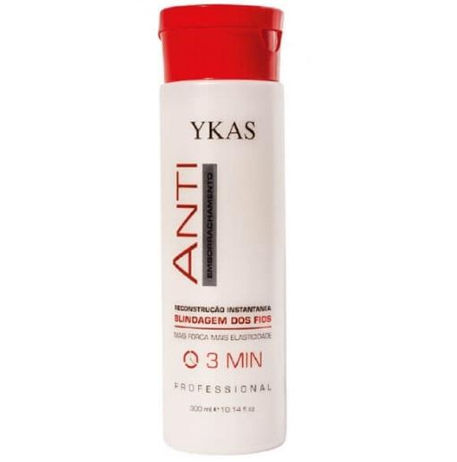 Professional Anti-Rubber Wire Shield Treatment Shampoo 3 Minutes 300ml - Ykas