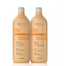 Ybera Brazilian Keratin Treatment Detox Healthy Hair Treatment Kit 2x1L - Ybera Paris