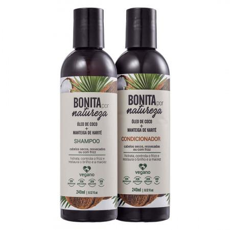 Yenzah Bonita Kit for Nature Coconut and Shea (2 Products) - Yenzah