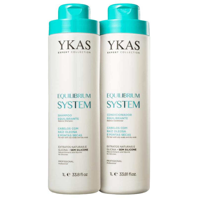 Equilibrium System Kit Salon Duo (2 Products) - YKAS