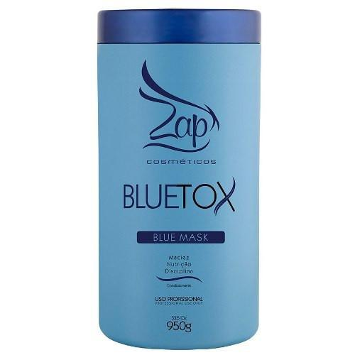 Zap Cosmetics Brazilian Hair Treatment Bluetox Toning Mask 950g - Zap Cosmetics