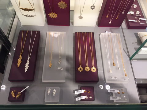 James Newman Jewellery at John Lewis Birmingham