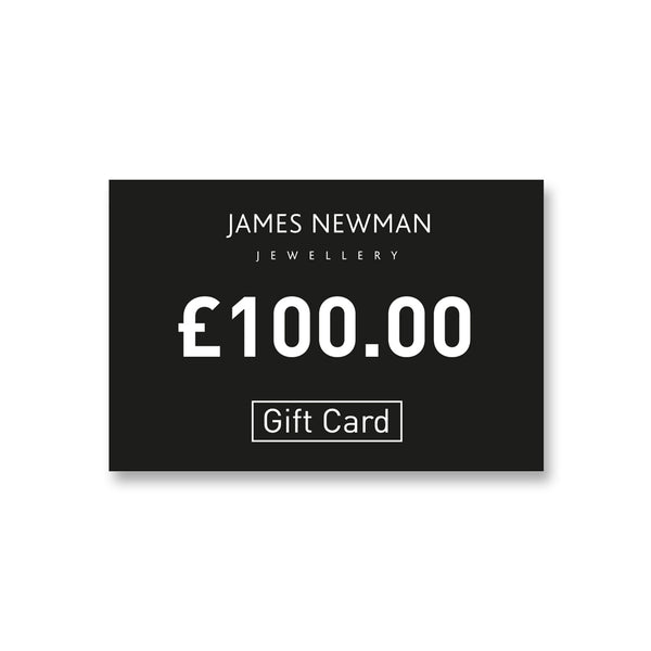 2. £100 Gift Card - James Newman Jewellery