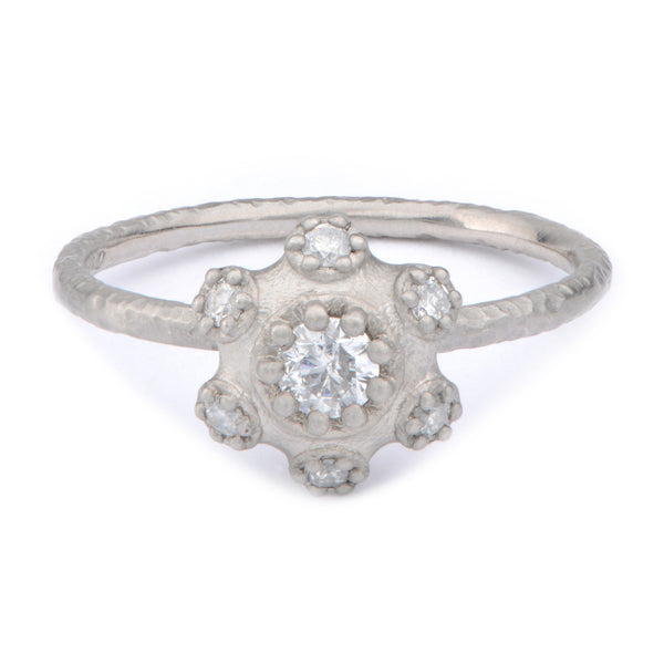 Fiori Urchin Ring - James Newman Jewellery