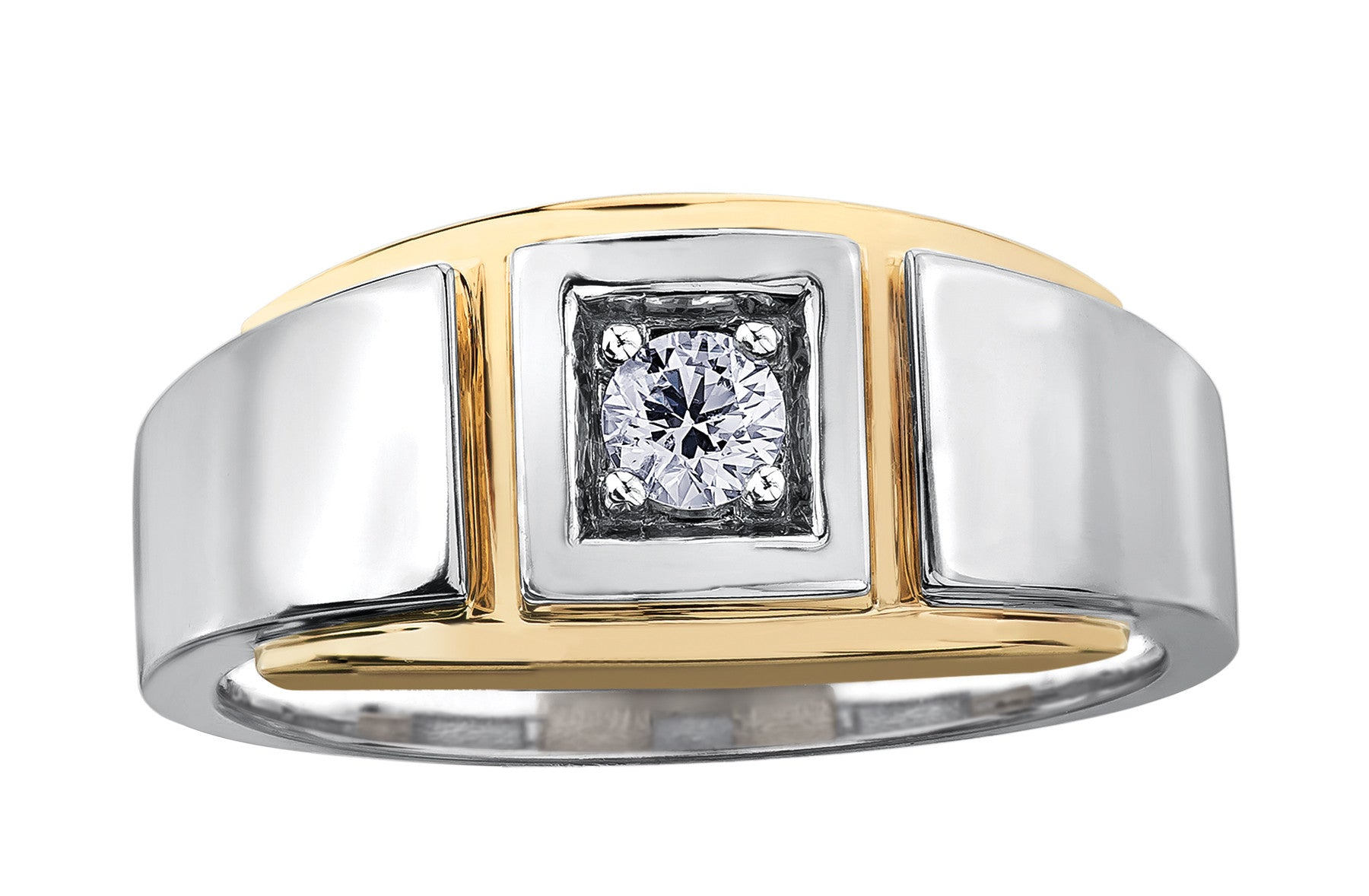 ring mg white daimond jewelry products mark cut wg s diamond princess rings homewood gold ct