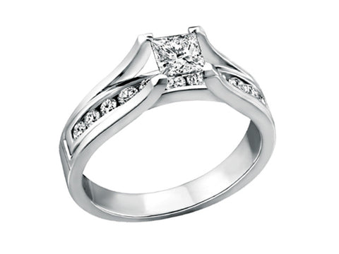 CWB1708 - Canadian Engagement Ring