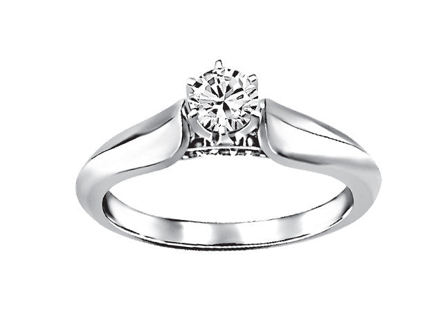 diamond canadian ring product fire engagement solitaire glacier
