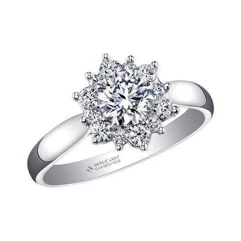 Canadian Diamond Ring-ML462