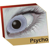 Psycho Coloured Contacts (Comfort)