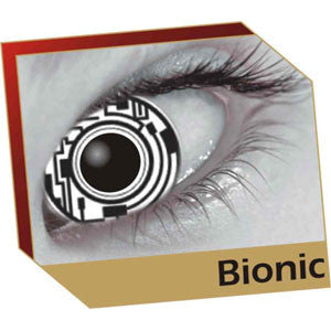 Bionic Coloured Contacts (Comfort)