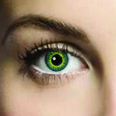 Amazon Green Coloured Contacts (Comfort)