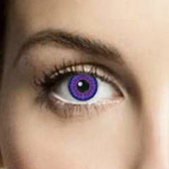 Amethyst Coloured Contacts (Comfort)