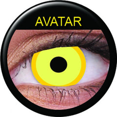 Avatar Coloured Contacts