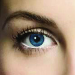 Azure Blue Coloured Contacts (Comfort)